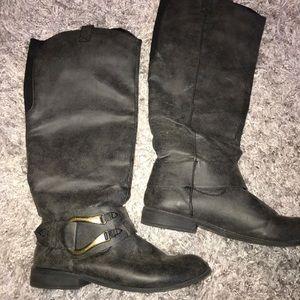 Beautiful tall boots